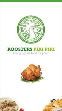 ROOSTERS PIRI PIRI poster