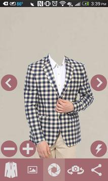 Stylish Man Suit poster