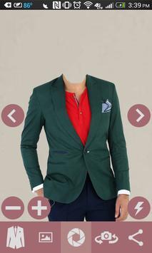 Stylish Man Suit apk screenshot