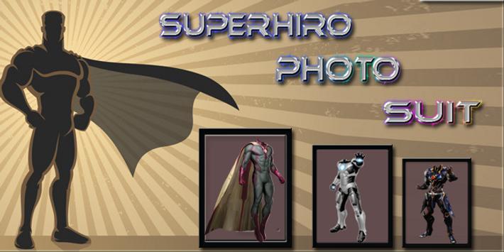 Superhero Photo Suit screenshot 3