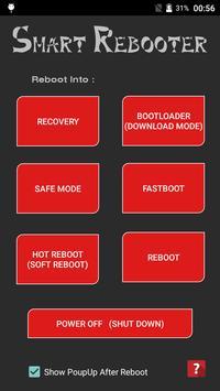 Smart Rebooter screenshot 1