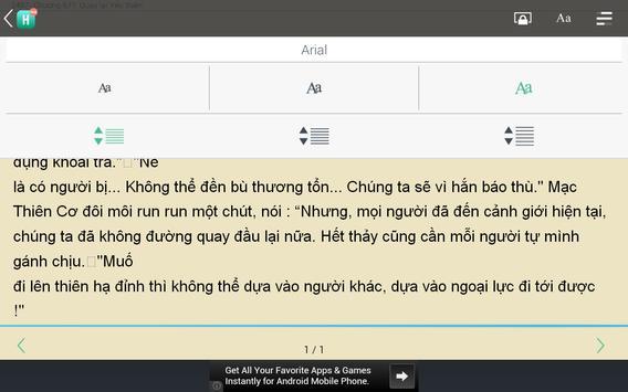 Hiệp Truyện | Truyen Tien Hiep apk screenshot