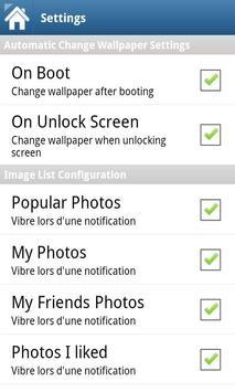 InstaWallPaper Free apk screenshot