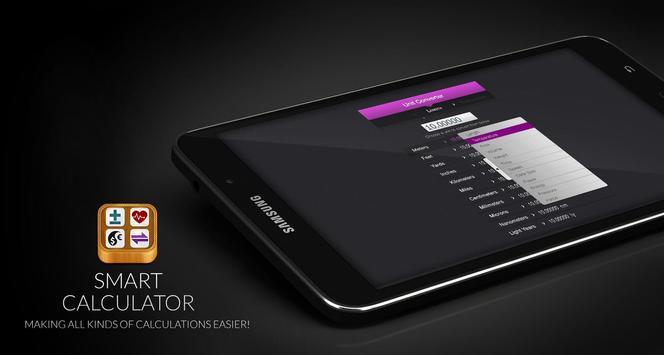 Smart Calculator apk screenshot