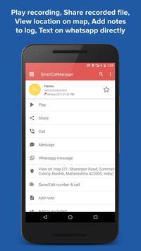 Smart Call Manager screenshot 2