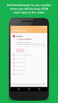 Smart Call Manager screenshot 6