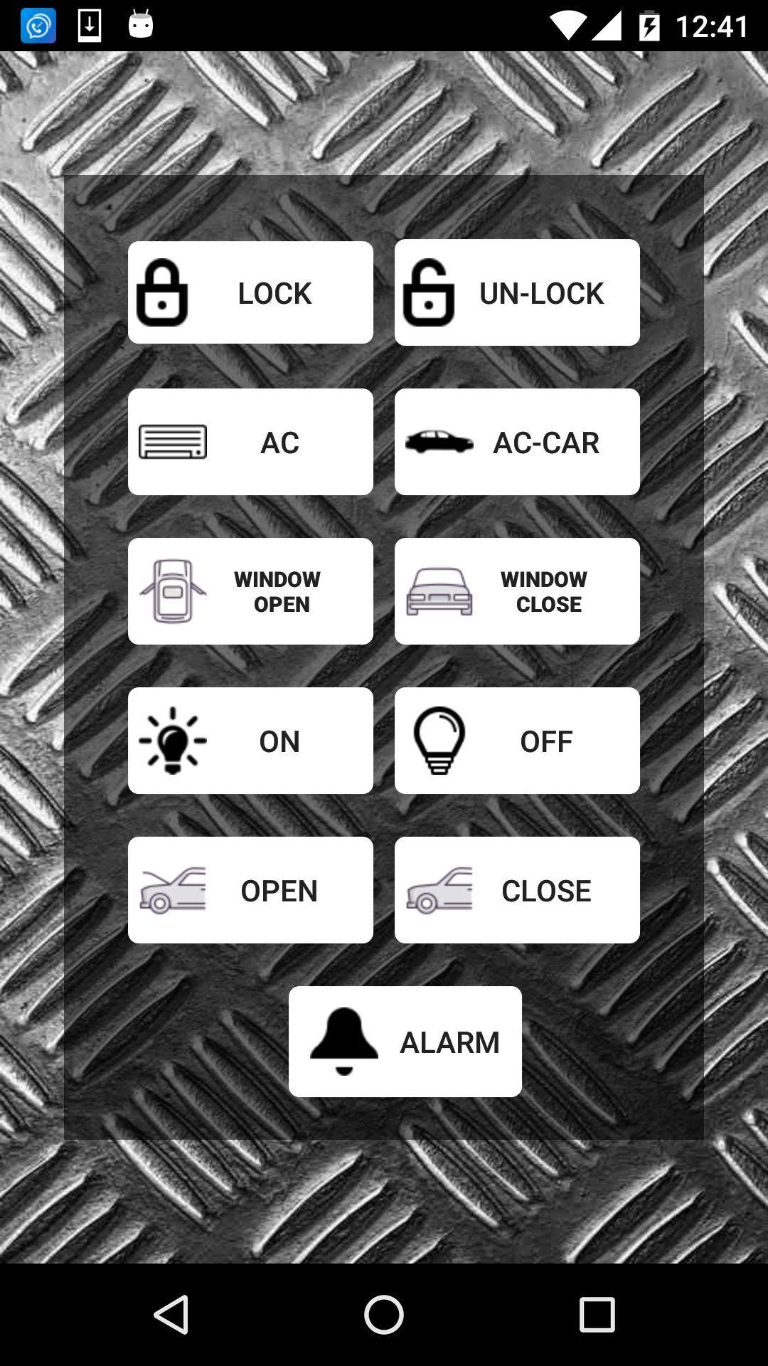 Smart Car Key Remote universal for Android - APK Download