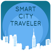 Smart City Traveler icon