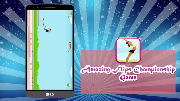 Amazing Flips Championship apk screenshot