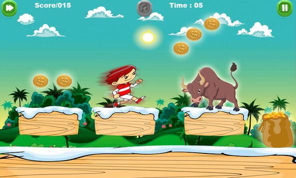 Ice Magic Epic Run apk screenshot