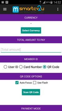 Smartcv2u Merchant screenshot 1