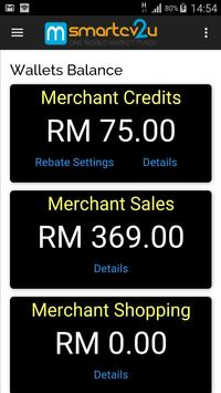 Smartcv2u Merchant screenshot 2