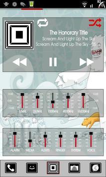 AM Skin: Linear EQ poster