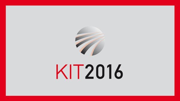 KIT 2016 poster