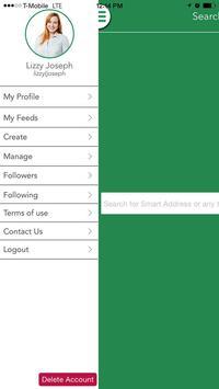 Smart Address apk screenshot