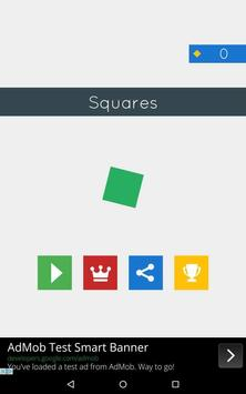 Color Switch : Falling Squares screenshot 6