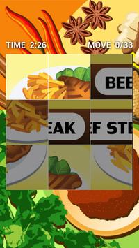 Foods Puzzle for Kids screenshot 3
