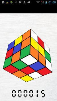 Rubik Cube poster