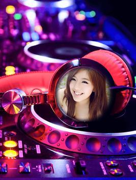 DJ Photo Frame apk screenshot