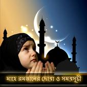 Ramadan er Dua and Time 2016 icon