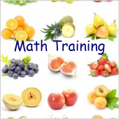 Math Training for Kids icon