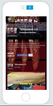Tattooplace LU poster