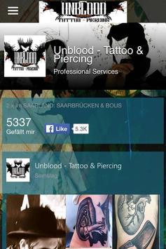 unblood apk screenshot
