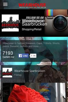 Wearhouse SB poster