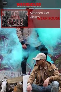Wearhouse SB apk screenshot