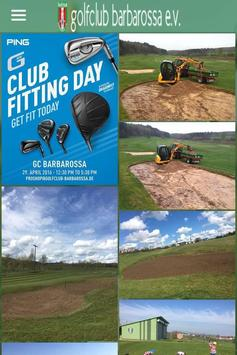 Golfclub Barbarossa e V apk screenshot