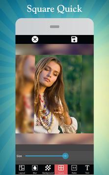 Square PicInsta - Collage Maker & Photo Editor screenshot 3
