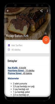 İnternetsiz Kek Tarifleri screenshot 4