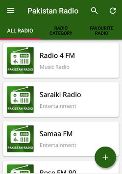 Pakistani Radio-پاکستانی ریڈیو apk screenshot