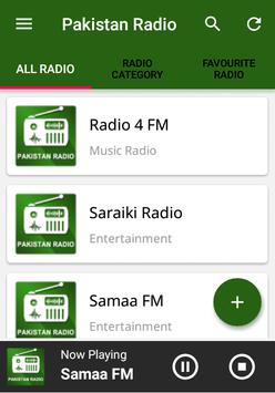 Pakistani Radio-پاکستانی ریڈیو screenshot 2