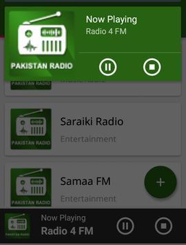 Pakistani Radio-پاکستانی ریڈیو screenshot 4