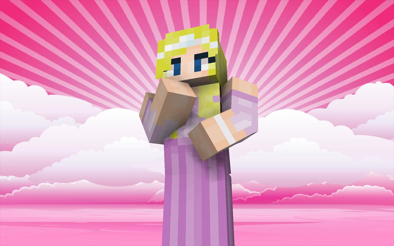 Princess Skins For Minecraft Fur Android Apk Herunterladen
