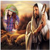 God Jesus Photo Frame 图标