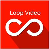 Looping Video - Video Boomerang 图标