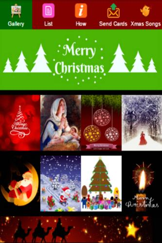 Christmas songs greeting cards for android apk download christmas songs greeting cards poster m4hsunfo