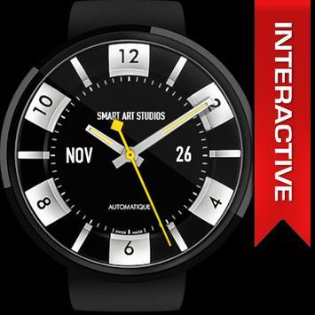 Titan Interactive Watch Face screenshot 24