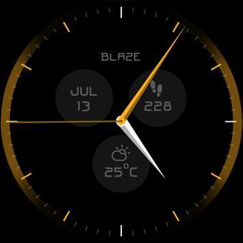 Watch Face - Blaze Interactive screenshot 14