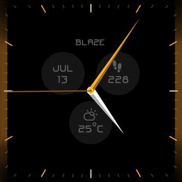 Watch Face - Blaze Interactive screenshot 15