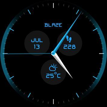 Watch Face - Blaze Interactive screenshot 19