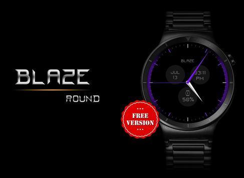 Watch Face - Blaze Interactive screenshot 1