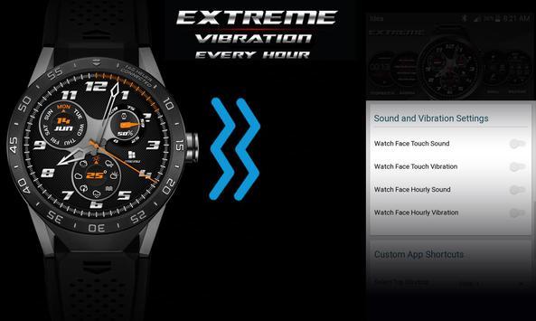 Watch Face - Extreme Interactive screenshot 10
