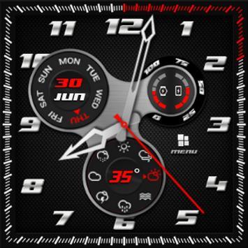 Watch Face - Extreme Interactive screenshot 24