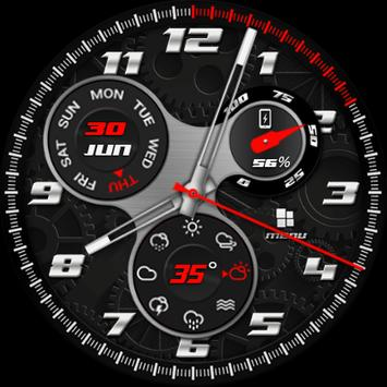 Watch Face - Extreme Interactive screenshot 26
