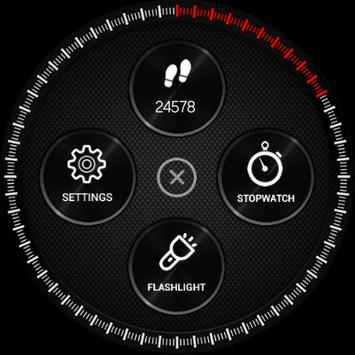 Watch Face - Extreme Interactive screenshot 28