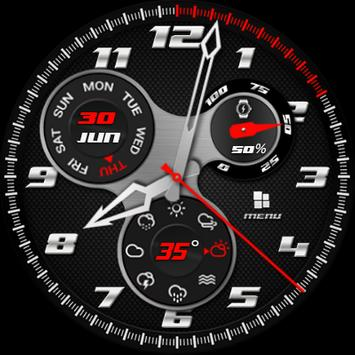 Watch Face - Extreme Interactive screenshot 23