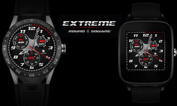 Watch Face - Extreme Interactive screenshot 2